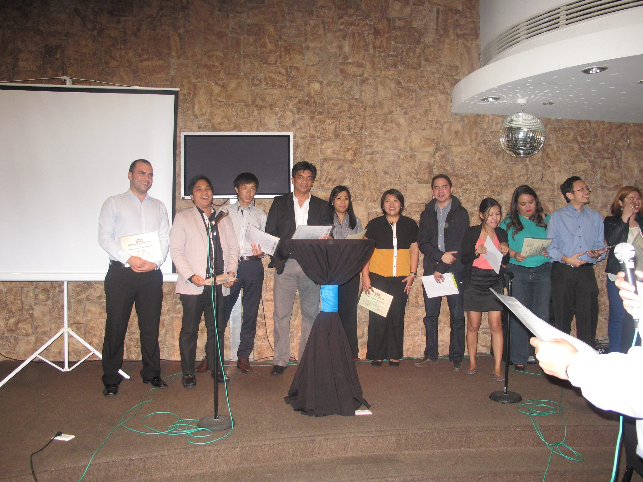 IMMAP General Membership Meeting - New Members