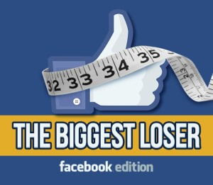The Biggest Loser Facebook Edition