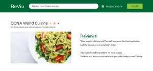Marketing on Review Sites Restaurant
