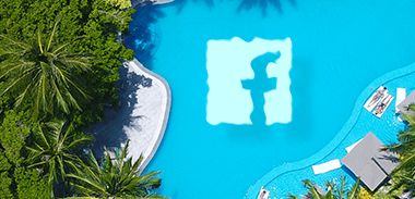 Social Media Marketing Resorts Hotels - Feature Image