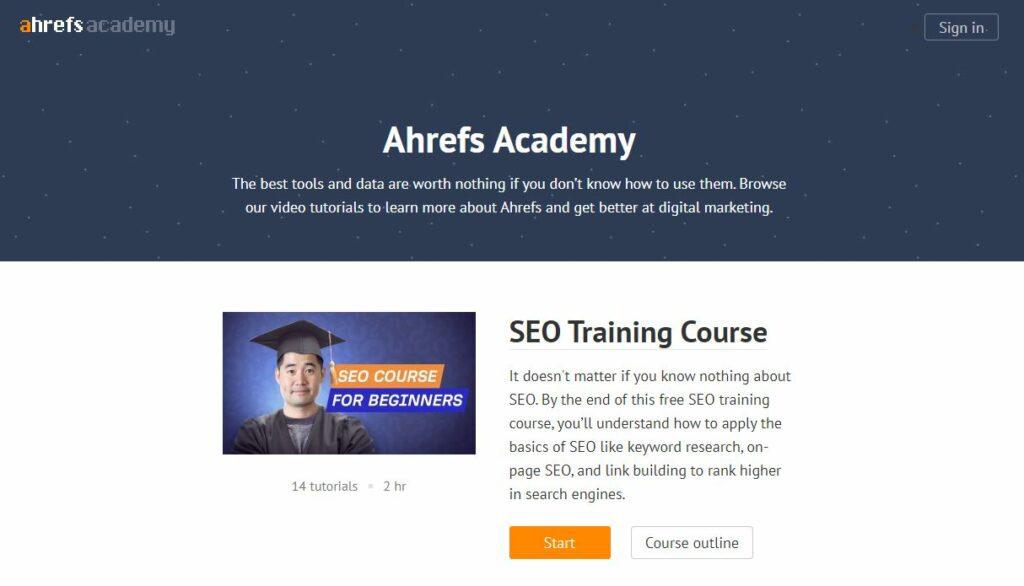 ahrefs-academy